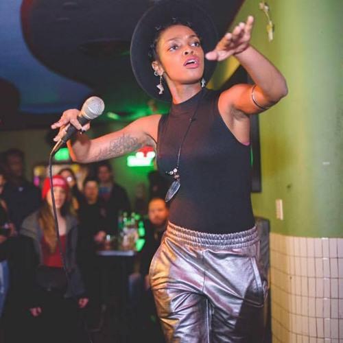 Tia P performing