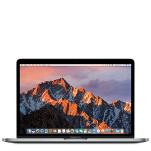 "2016 13"" Macbook Pro Space Grey"