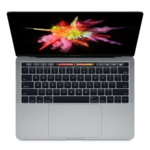 "13"" Macbook pro with Touch bar"