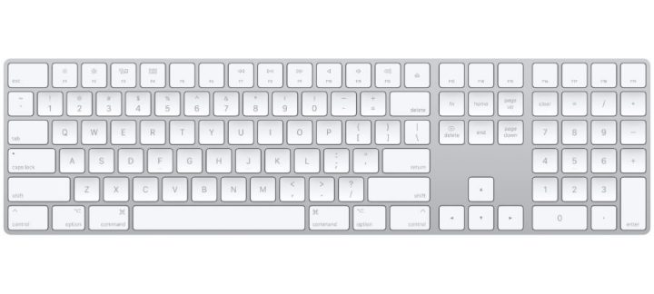 magic keyboard 2 with num pad