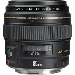 canonf1.8 85mm