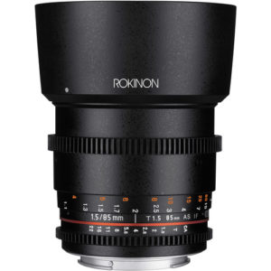 rokinon ds85m c ds 85mm t1 5 cine