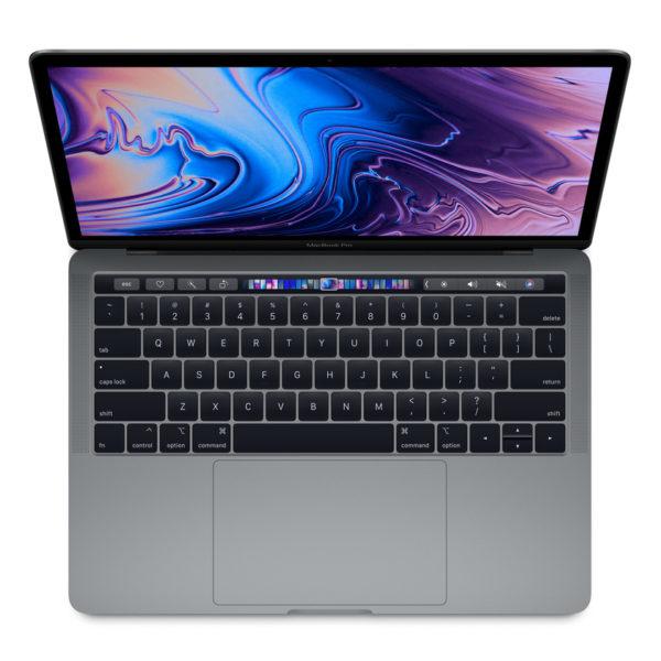 """13"""" macbook pro with touchbar"""