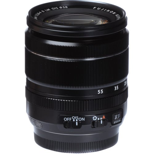 FUJIFILM XF 18-55mm f:2.8-4 R LM OIS Lens
