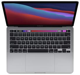 """2020 MacBook Pro: Silver, 13"""""""