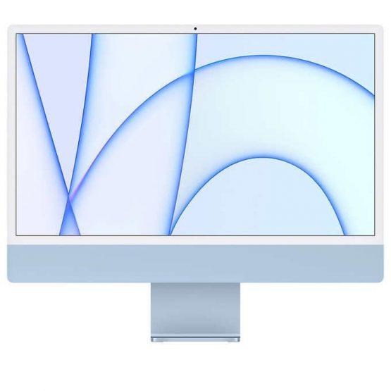 "24"" iMac Blue"